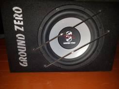 Сабвуфер Ground zero gzib120xвт новый