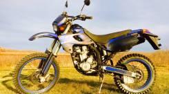 Kawasaki KLX 250. 250 куб. см., птс, без пробега