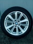 Колёса зимние на BMW. 8.0x17 5x120.00 ET30 ЦО 72,6мм.
