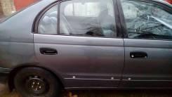 Дверь боковая. Toyota Carina E, AT190, AT191, ST191, CT190L, CT190, ST191L, AT190L, AT191L Двигатели: 2C, 2CT, 3SFE, 3SGE, 4AFE, 7AFE
