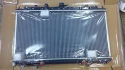 Радиатор охлаждения двигателя. Nissan: Bluebird, Wingroad, Bluebird Sylphy, Primera, AD, Sunny, Almera Двигатели: QG13DE, QG15DE, QG18DE, QG18DEN, QG1...