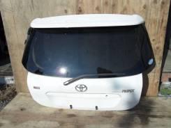 Дверь багажника. Toyota Corolla Runx, ZZE123