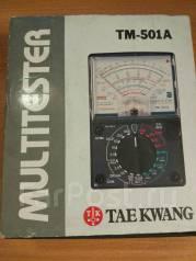 Мультиметр Мультитестер TM-501A Корея