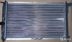 Радиатор охлаждения двигателя. Daewoo: Tosca, Nexia, Nubira, Matiz, Espero