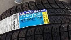 Michelin Latitude X-Ice. Зимние, без шипов, без износа, 1 шт