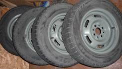 Продам комплект зимних колес