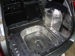 Профессиональная шумоизоляция автомобиля, устранение шума и скрипов