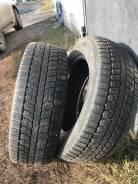 Dunlop. Зимние, шипованные, 2012 год, износ: 40%, 2 шт