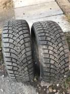 Michelin. Зимние, шипованные, 2013 год, износ: 30%, 2 шт