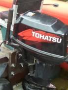 Tohatsu. 40,00л.с., 2-тактный, бензиновый, нога S (381 мм), Год: 2013 год