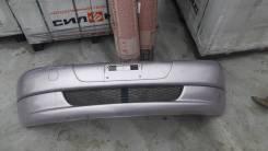 Бампер. Toyota Vitz, SCP10