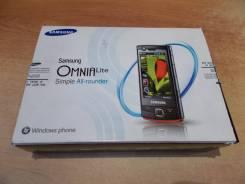 Samsung Omnia Lite GT-B7300. Б/у