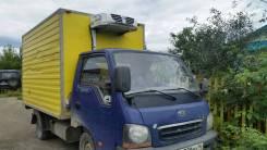 Kia K-series. Продаю грузовик - рефрижератор KIA K 2700 i, 2 700 куб. см., 1 000 кг.