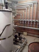 Монтаж отопительного оборудования и сантехнических систем