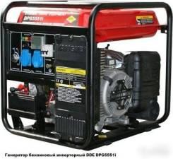 Аренда генератора бензинового инверторного