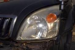 Фара левая на Toyota Land Cruiser Prado 120