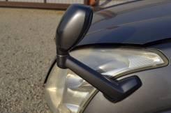 Зеркало заднего вида на крыло. Toyota Land Cruiser Prado, GRJ120, GRJ120W, KDJ120, KDJ120W, KZJ120, LJ120, RZJ120, RZJ120W, TRJ120, TRJ120W, VZJ120, V...