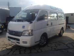 Nissan Caravan. автомат, задний, 2.4, бензин, 74 500 тыс. км, б/п, нет птс. Под заказ