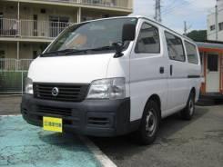 Nissan Caravan. автомат, задний, 2.0, бензин, 68 400 тыс. км, б/п, нет птс. Под заказ
