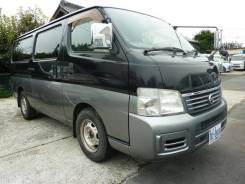 Nissan Caravan. автомат, задний, 2.4, бензин, 69 300 тыс. км, б/п, нет птс. Под заказ