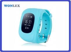 Детские ЧАСЫ-Телефон Wonlex Smart Q50. Оригинал!. Бесплатная доставка.