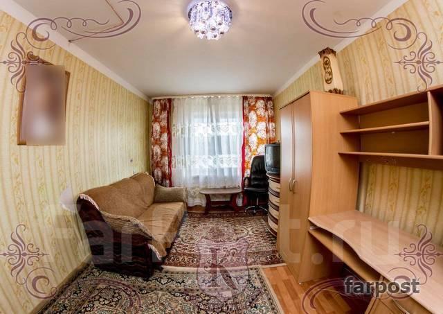 1-комнатная, улица Адмирала Горшкова 22. Снеговая падь, 42кв.м. Комната
