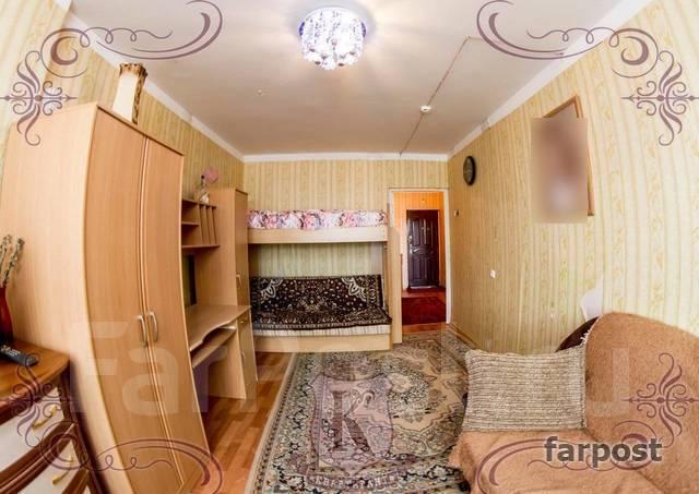 1-комнатная, улица Адмирала Горшкова 22. Снеговая падь, 42кв.м.