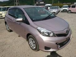 Toyota Vitz. вариатор, передний, 1.0, бензин, 18 тыс. км, б/п