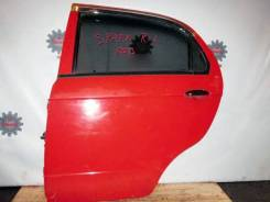 Дверь боковая. Chevrolet Spark