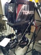Tohatsu. 50,00л.с., 2-тактный, бензиновый, нога S (381 мм), Год: 2017 год