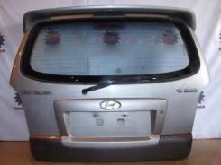 Дверь багажника. Hyundai Terracan