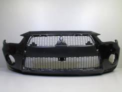 Решетка бамперная. Mitsubishi Outlander, GF7W, CW5W, GF8W, CW6W, CW4W Двигатели: 4J11, 4B12, 4J12, 6B31, 4B11. Под заказ