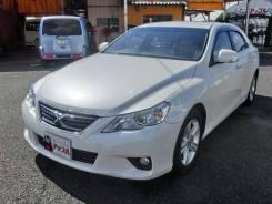Toyota Mark X. автомат, задний, 2.5, бензин, 74 100 тыс. км, б/п. Под заказ