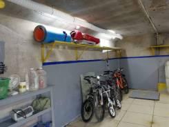 Гаражи капитальные. улица Ялтинская 18, р-н Эгершельд, 34 кв.м., электричество, подвал. Вид изнутри
