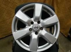 Nissan. 6.5x17, 5x114.30, ET45, ЦО 78,0мм.