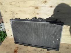 Радиатор охлаждения двигателя. Honda Saber, UA4 Двигатель J25A