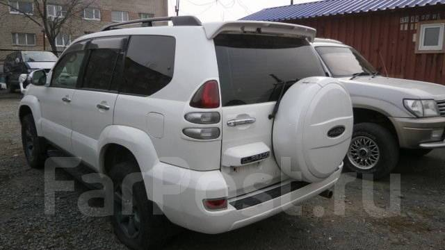 Toyota Land Cruiser Prado. автомат, 4wd, 2.7, бензин, 188тыс. км, нет птс