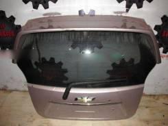 Дверь багажника. Chevrolet Spark