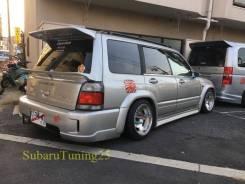 Лючок топливного бака. Subaru Forester, SF5, SF6, SF9