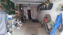 Гараж. улица Борисенко 104, р-н Тихая, электричество, подвал.