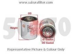 Фильтр топливный FC1107 SAKURA