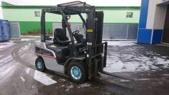 Nissan. Вилочный автопогрузчик P1F2A25D, 2 500 кг.
