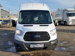 Ford Transit. Продам Форд Транзит 2016 г. в., 2 200 куб. см., 3 места