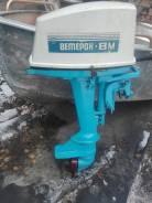 Ветерок. 8,00л.с., 2-тактный, бензиновый, нога S (381 мм), Год: 2005 год