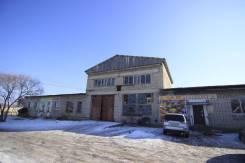 Производственно-складской комплекс на въезде в Большой Камень. 1 530 кв.м., улица Ворошилова 1, р-н АЗС Роснефть. Дом снаружи