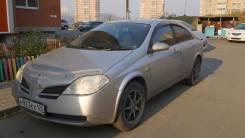 Nissan Primera. вариатор, передний, 2.5 (170 л.с.), бензин, 181 999 тыс. км