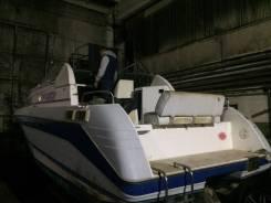 Bayliner. Год: 1989 год, длина 7,80м., двигатель стационарный, 300,00л.с., бензин