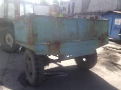 1-ПТС-2, 2004. Тракторный прицеп 1-ПТС-2, 2 000 кг.
