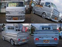 Suzuki Carry Truck. механика, 4wd, 0.7, бензин, 652 тыс. км, б/п. Под заказ