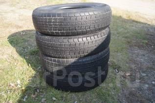 Dunlop DSX. Всесезонные, износ: 60%, 3 шт